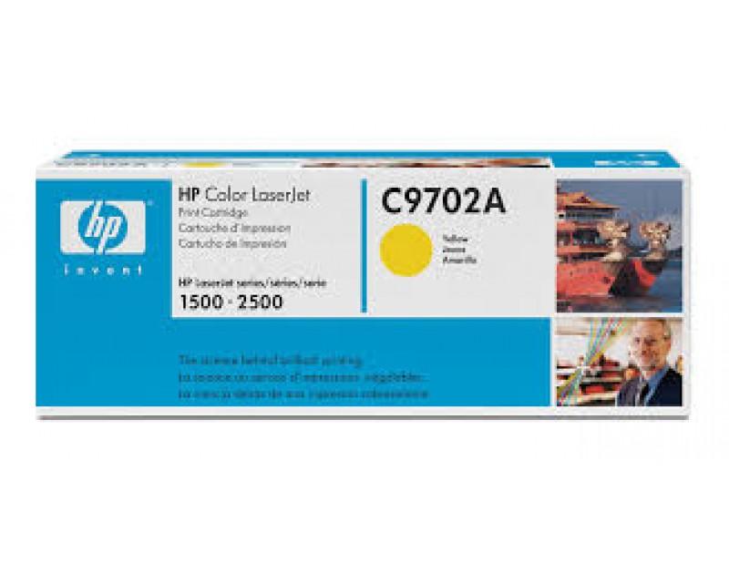 Cartuccia Toner originalegiallo/yellow LaserJet HP C9702A