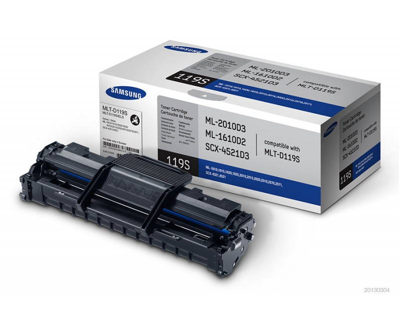 Toner Cartridge MLT-D119S  SAMSUNG