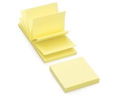 Blocchetti adesivi 75 x 75 cm.POST-IT