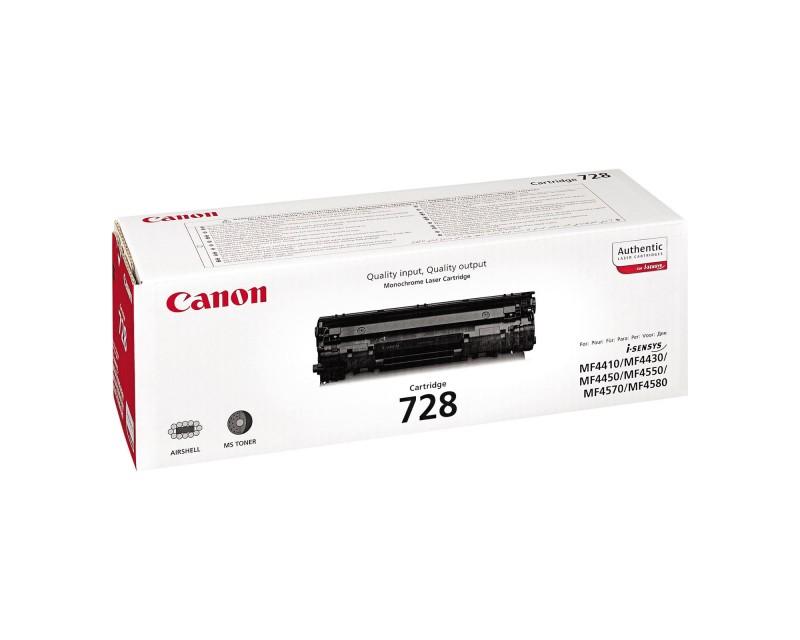 Toner CANON 728 - originale Canon - nero - 3500B002