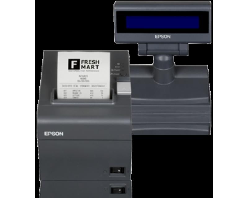 Stampante fiscale ECR registratore di cassa EPSON FP-81 II
