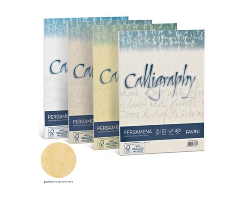 Calligraphy CARTA PERGAMENA 90g / A4 - FAVINI