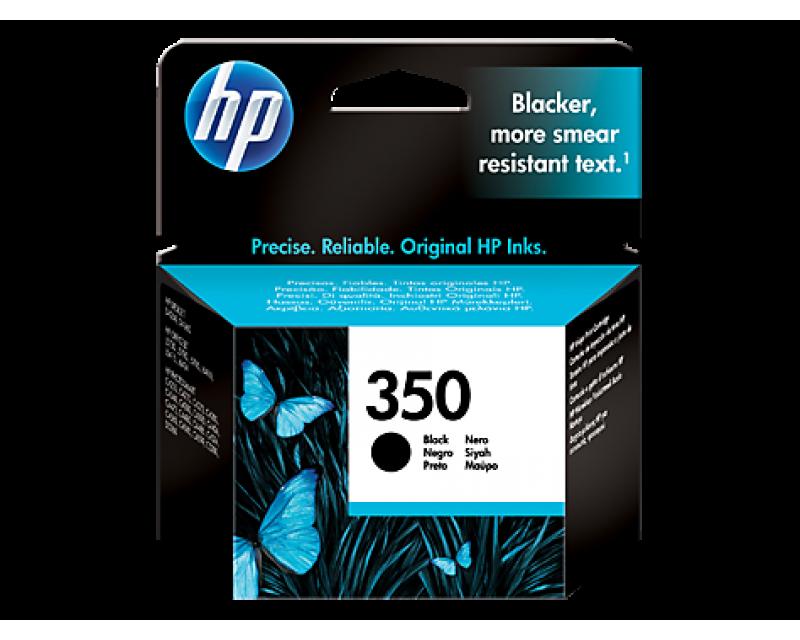 Cartuccia HP Ink 350 BLACK/NERO cod:CB335EE UUS