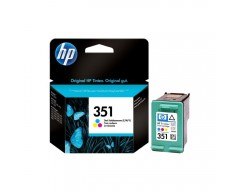 Cartuccia HP Ink 351 COLORI/COLOURS cod:CB337EE UUS