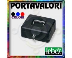 Cassetta potavalori in metallo LEBEZ cod. 064
