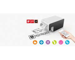 Etichettatrice LEITZ Icon smart labelling system