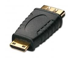 ADATTATORE HDMI femmina/mini HDMI maschio cod:41235 LINDY