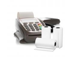 Rotolo carta termica per POS e/o registratore di cassa 57mmx15mt foro 12 UMBRIA ROTOLI