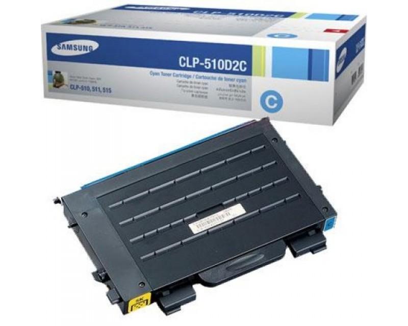 Toner Cartridge CLP-510D2C per CLP-510/511/515 SAMSUNG