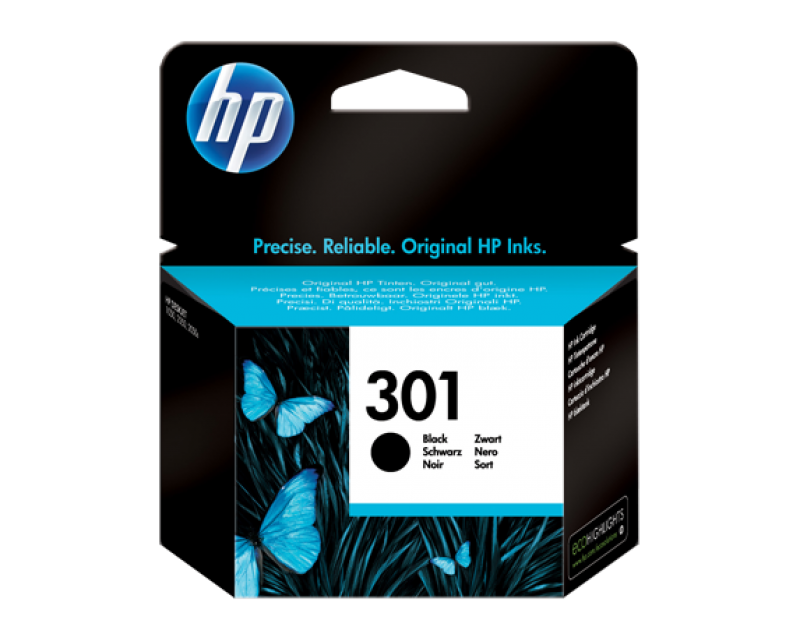 Cartuccia HP Ink NERO/BLACK cod: CH561EE UUS