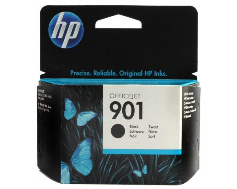 Cartuccia HP INK 901 BLACK/NERO cod:CC653AE UUS