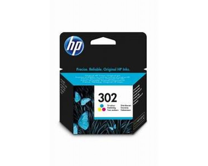 Cartuccia HP Ink Tri-Colour cod:F6U65AE