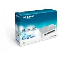 Desktop Switch 10/100Mbps TP-LINK 5- porte