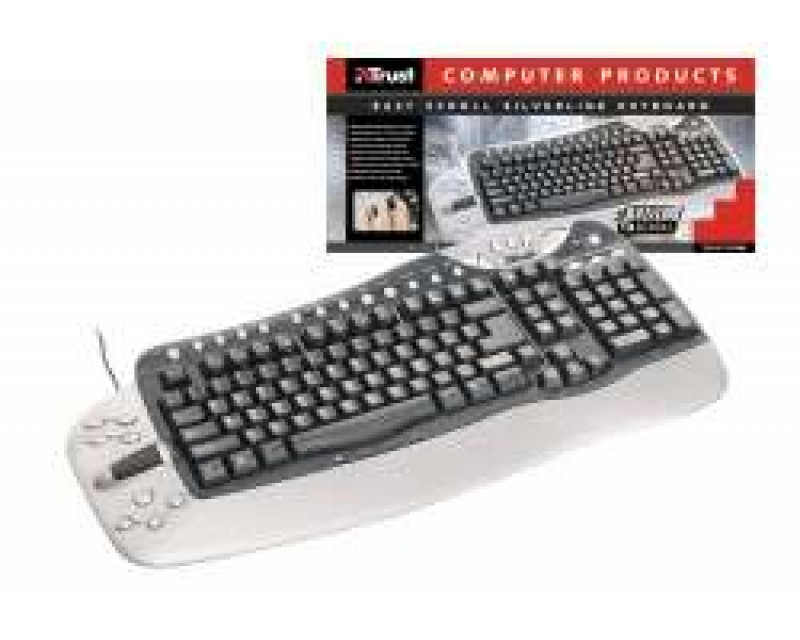 Trust 360B Easy Scroll Deskset